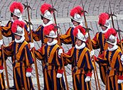 Schweizer Garde 500 Jahre