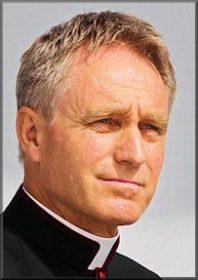 Erzbischof Gänswein
