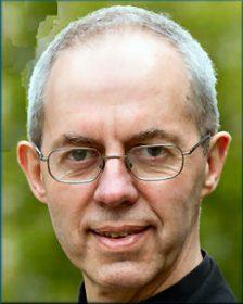 Erzbischof Justin Welby